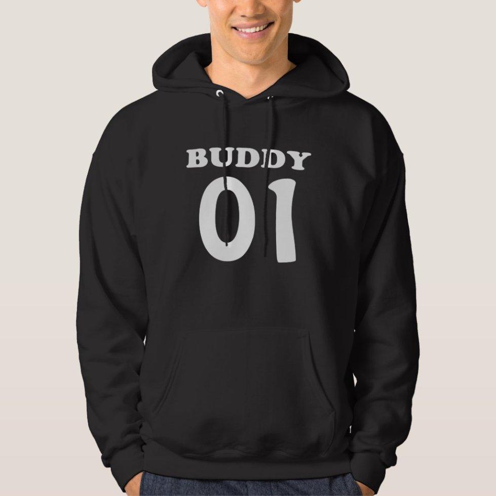 Buddy 01 hoodie