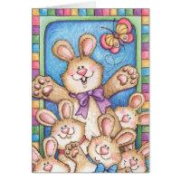Bunch of Bunnies - Greeting Card