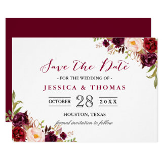 Awesome Matching Save The Date And Wedding Invitations 28 For Fall With