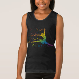 Butterfly Dancer Tank Top