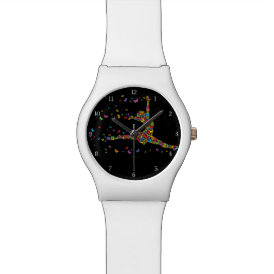Butterfly Dancer Wristwatch