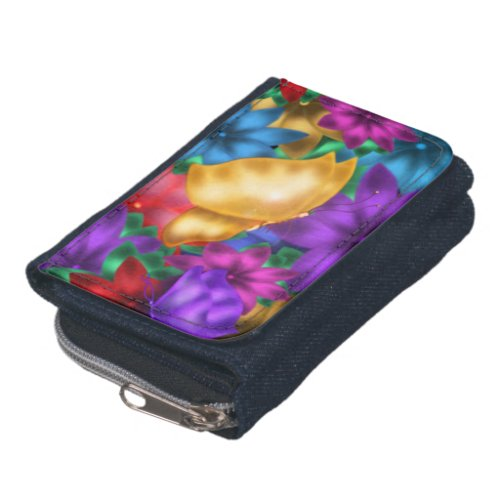 Butterfly in Paradise and  Denim Wallets
