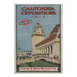 California Expositions Poster #2