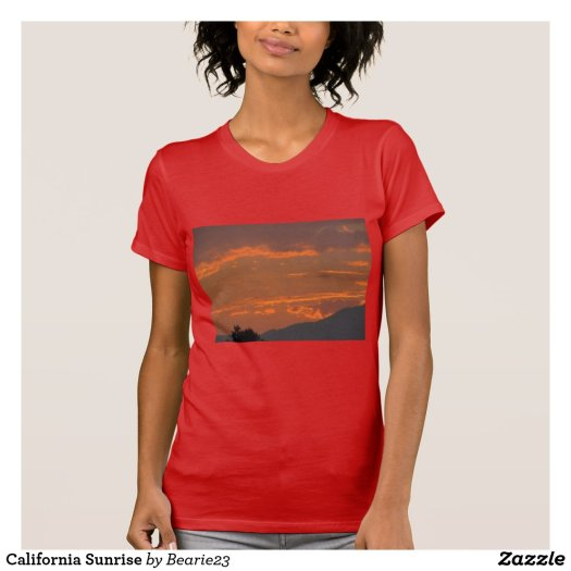 California Sunrise T-Shirt