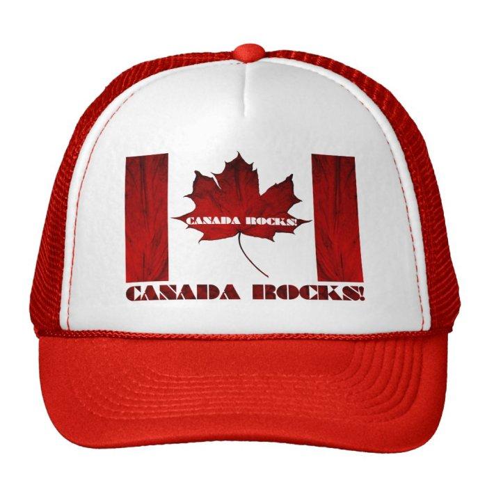 Canada Rocks! Trucker Cap