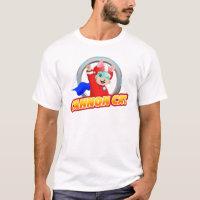 Cannon Cat Light Male T-shirt