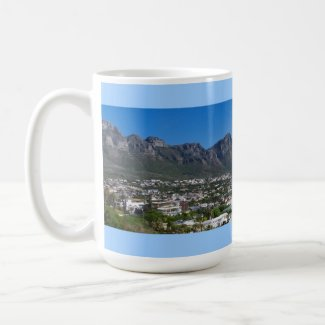 Cape Peninsula Mug