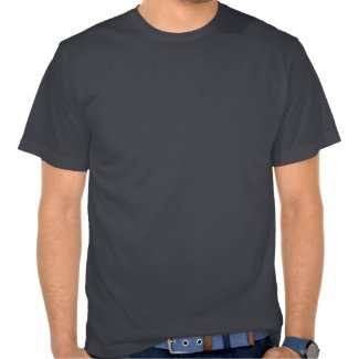 Captain Anchor Black/White American Apparel Shirts