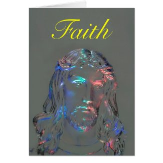 Card - Faith