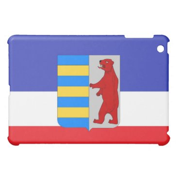 Carpatho-Rusyn Flag iPad Case