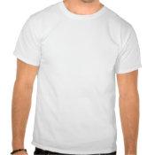 Cartoon Vampire Black T-Shirt shirt
