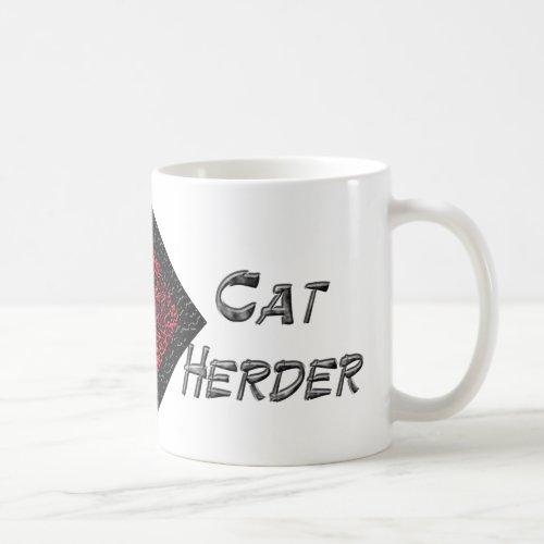 Cat Herder Coffee Mug