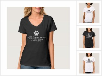 Cat Lovers Saying Shirts and T-Shirts