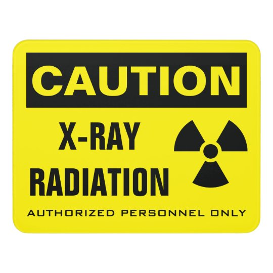 X Ray Room Decor