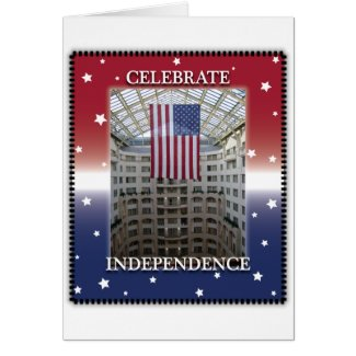 Celebrate Independence Card