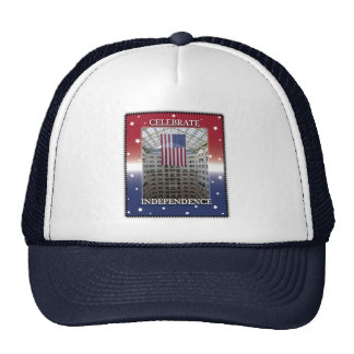 Celebrate Independence Mesh Hat