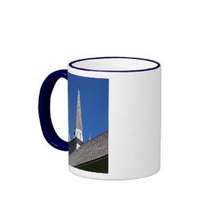 Chapel Steeple Mug mug