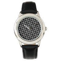 Checker Unicorn Watch