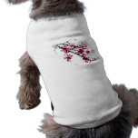 Cherry Blossom Painting pet clothing