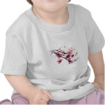 Cherry Blossom Painting t-shirts