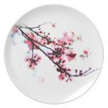 Cherry Blossom Plate plates