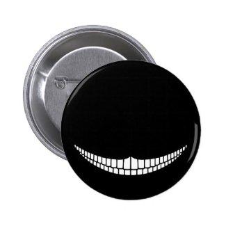 Cheshire Grin Pins