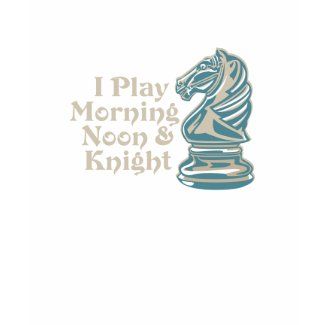 Chess Knight shirt