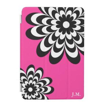 Chic Groovy Daisy iPad Mini Cover - Pink