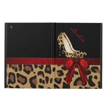 Chic Jaguar Stilettos iPad Air 2 Case Stand