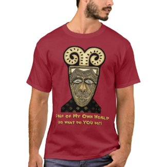 Chief of My Own World (T-Shirt)