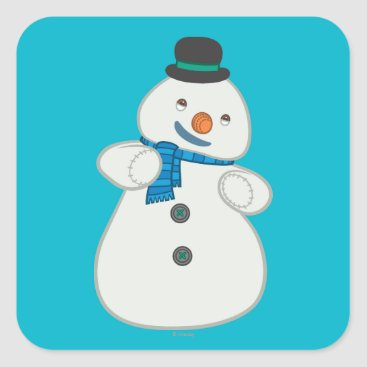 Chilly Square Sticker