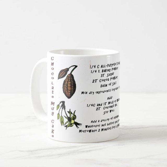Chocolate Mug Cake Mug