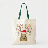 Christmas Alpaca Bag