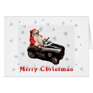 Police Christmas Cards Zazzle