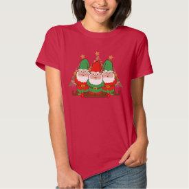 Christmas Gnomes Tshirt