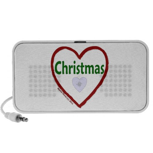 Christmas Love Speakers