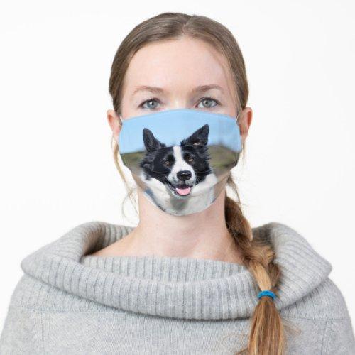 Chrystal Cloth Face Mask