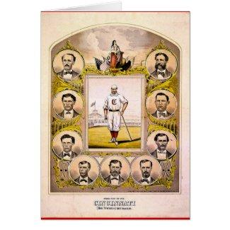 Cincinnati Red Stockings of 1869