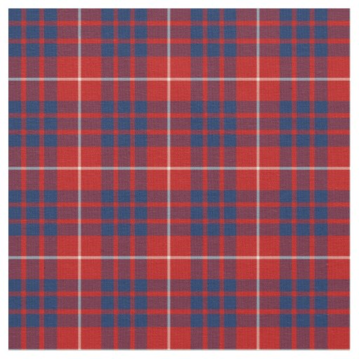 Clan Hamilton Tartan Fabric Zazzle