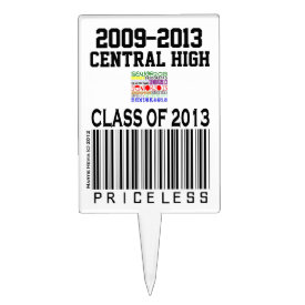 Class of 2013: Priceless | Cake Pick