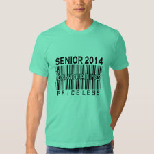 Class of 2014 - Graduating Priceless - Apparel T-shirt