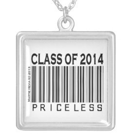 Class of 2014: Priceless - Necklace