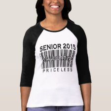 Class of 2015 - Graduating Priceless - Apparel Tee Shirt