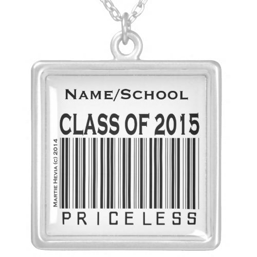 Class of 2015: Priceless - Necklace