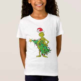 Classic Grinch | Naughty T-Shirt