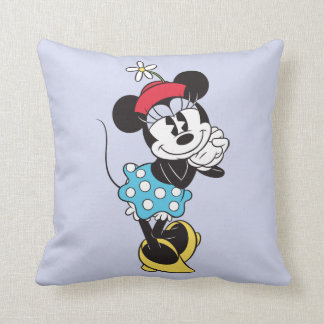 Classic Minnie Mouse 4 Pillow