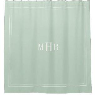 sea foam shower curtains zazzle