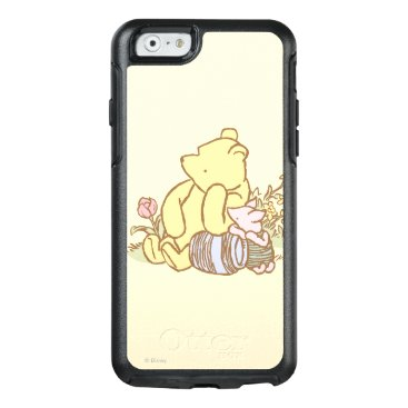 Classic Winnie the Pooh and Piglet 1 OtterBox iPhone 6/6s Case