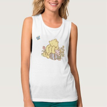Classic Winnie the Pooh and Piglet 1 Tank Top