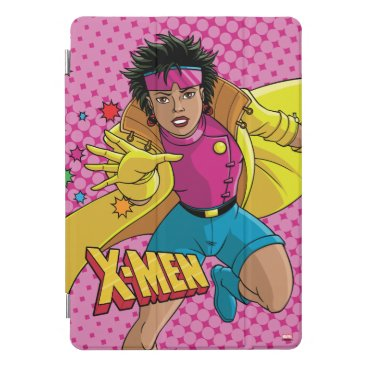 Classic X-Men | Jubilee Throwing Fireworks iPad Pro Cover